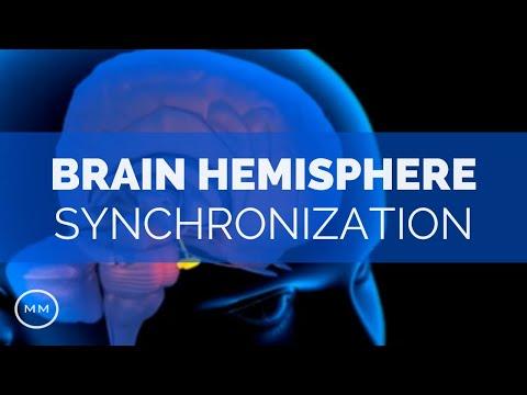 Brain Hemisphere Synchronization - Activate The Entire Brain - 9 Hz Binaural Beats