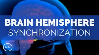 Brain Hemisphere Sync (v.2) - Activate The Entire Brain - Meditation Music - Binaural Beats