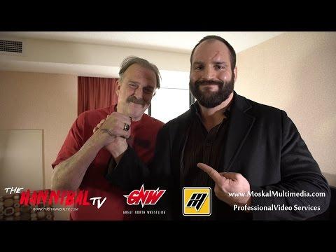 Jake Roberts Full Shoot Interview 2016!