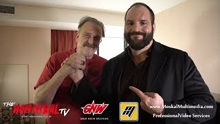 Jake Roberts Full Career Shoot Interview!