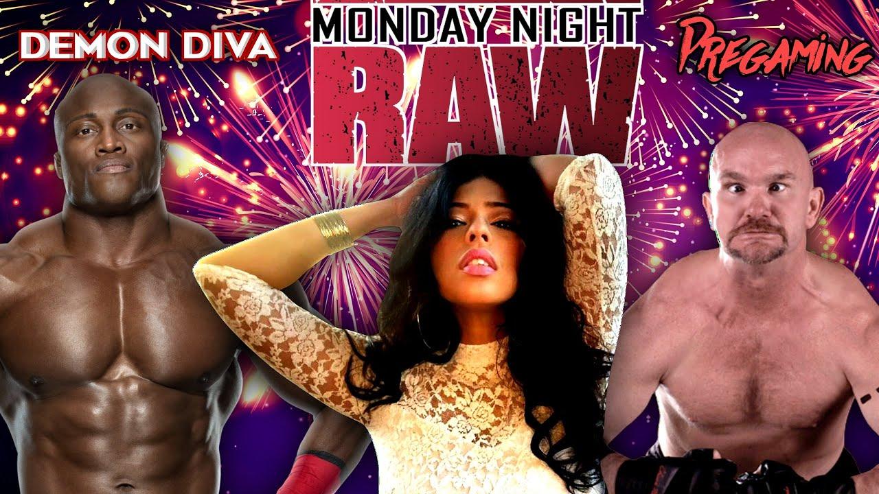 Pregaming | Monday Night Raw 7.26.21 Edition | Oldberg & Matt Cardona talk!