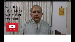 Sciatica Treatment   Kaam Ki Baat Dr Raza Ke Sath