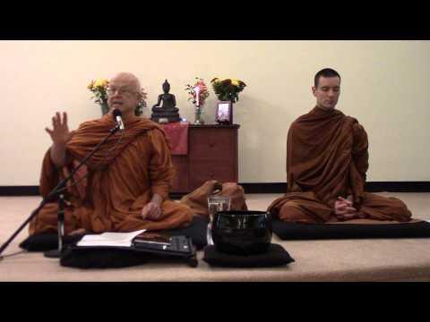 Thanissaro Bhikkhu - Dhamma Study - Recognizing the Dhamma (Part 1 of 6)