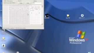 FlashcatUSB Xbox 360 write read NAND (16Mb falcon)