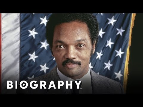 Jesse Jackson - 1984 Presidential Campaign
