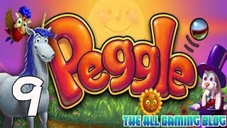 Peggle PC Gameplay / Playthrough Part 9 | The End