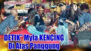 """Download lagu DETIK"""" Myla KENCING Di Atas Panggung - 17 Oktober 2019"""