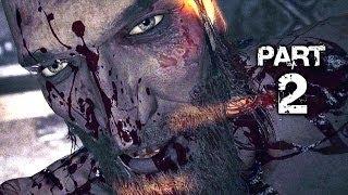 Outlast Whistleblower Gameplay Walkthrough Part 2 - Saw (DLC)