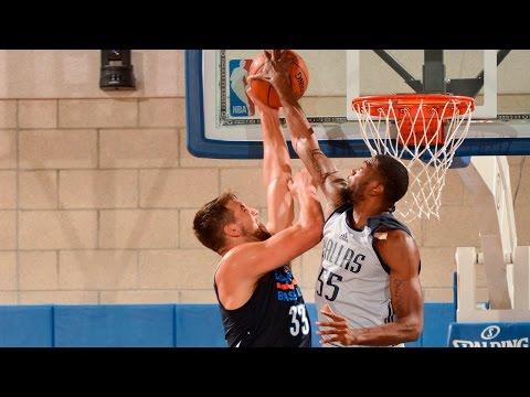 Highlights: Cory Jefferson Leads NBA Summer League in Blocks