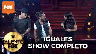 "Lali, Diego & Wisin ""Iguales"" (Show Completo) | Talento FOX"
