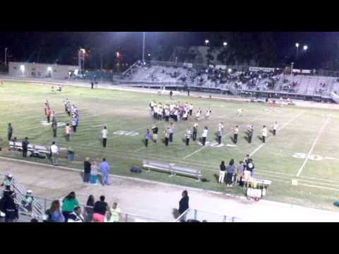 Cabrillo Marching band Part 3