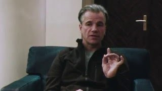 Bruno Pelletier Special Interview, Russia, december 2015