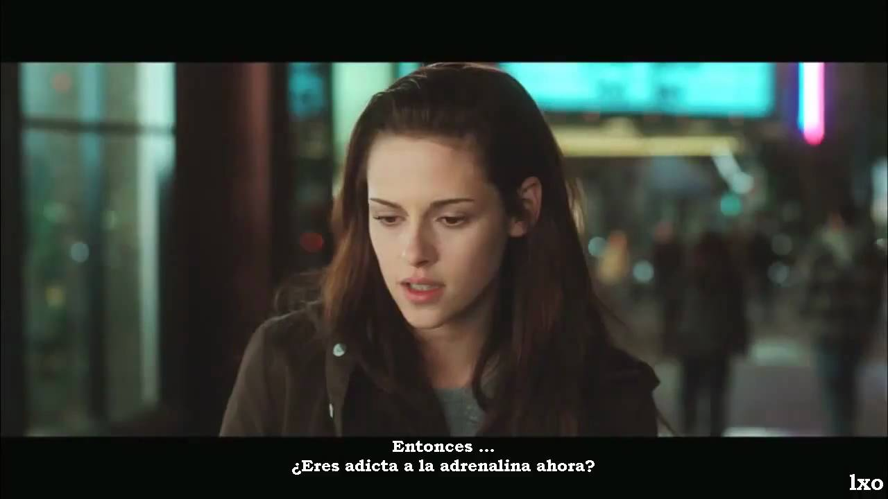 the twilight saga new moon subtitulada en espa241ol youtube