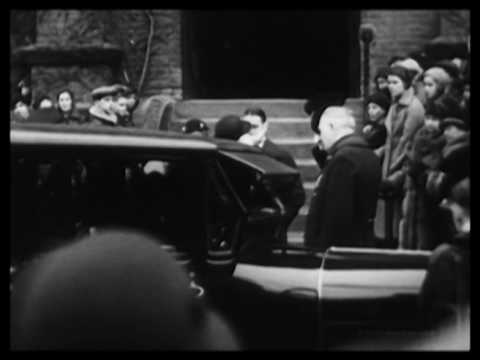 President Coolidge funeral 1933