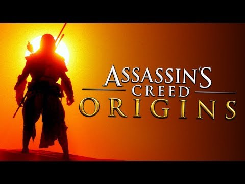 Assassin's Creed Origins [LIVE/PC] - Checking Out Update 1.20 & Dossing About