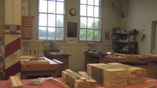 Port Townsend School Of Woodworking: Tour The Shop