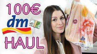 100 € XXL DM HAUL l NEUHEITEN im MAI 2016 l Sara Desideria