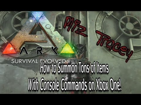 Summon unlimited items w console commands on ark survival evolved summon unlimited items w console commands on ark survival evolved on xbox one malvernweather Gallery