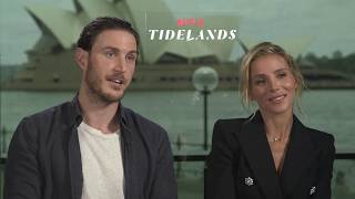 Tidelands - Interview with Elsa Pataky & Aaron Jakubenko