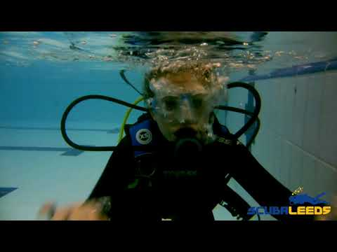 PADI Scuba Diving Courses for Kids | Kids Diving with Scuba Leeds