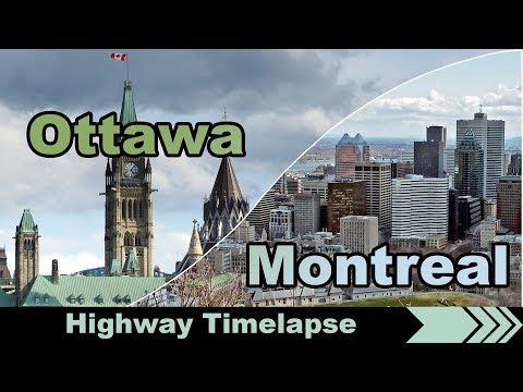 ottawa-montreal-(highway-timelapse)