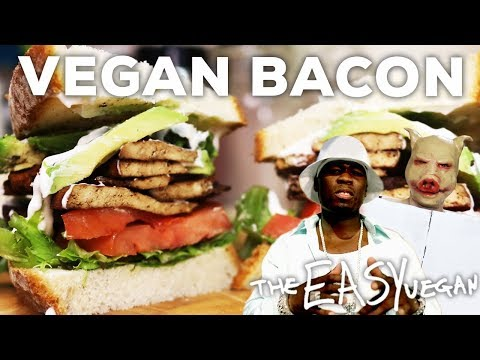 World's BEST Vegan Bacon! (made from tofu)