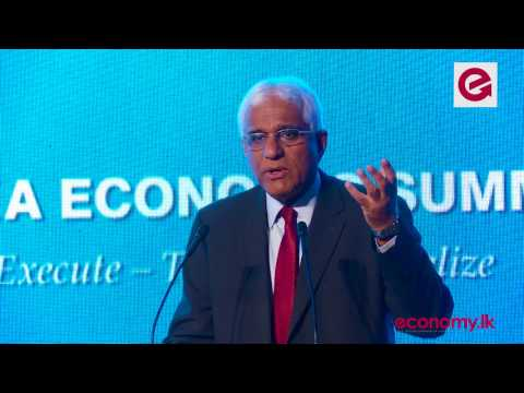 CB Governor's Full Speech at Sri Lanka Economic Summit 2017