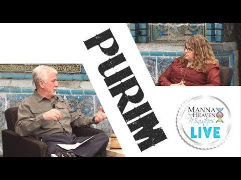 Manna Live || Purim || 2-28-18