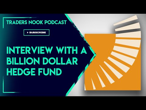 My Interview With A Billion Dollar Hedge Fund