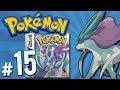 Pokemon Crystal - Finally, a GYM BATTLE! | PART 15