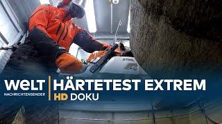 Hightech-Gartengeräte an der Belastungsgrenze - Härtetest EXTREM   HD Doku