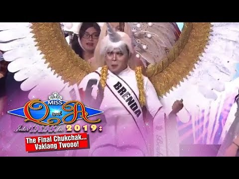 It's Showtime Miss Q & A Grand Finals: Brenda Mage wins Beshie ng Bayan