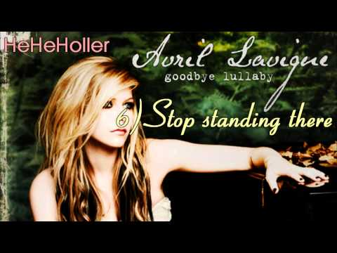 Avril Lavigne Goodbye Lullaby Full Album MP3 Download