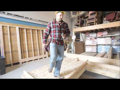 Wall Framing Part 3: Wall Framing