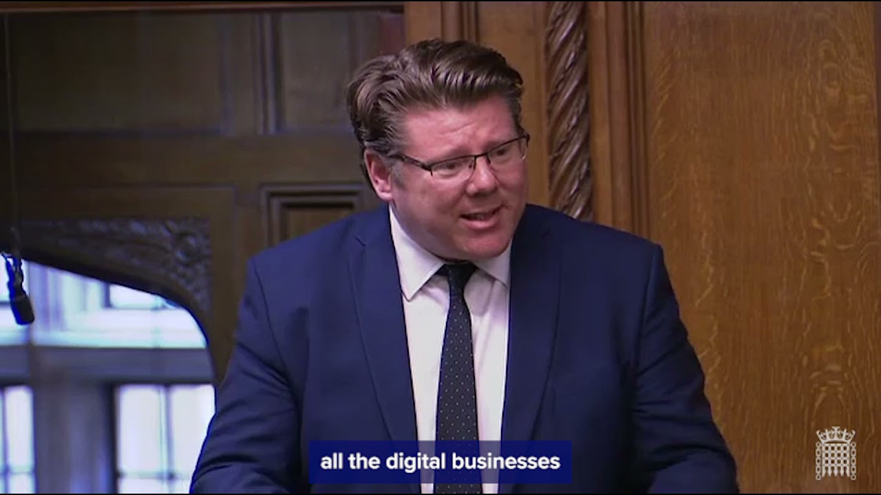 Speech: Dean Russell MP Asks Whether CPTPP Will Enable Businesses To Trade Easily