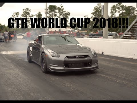 GTR World Cup 2018!! WORLD RECORD HOLDER GTR WAS HERE!!!