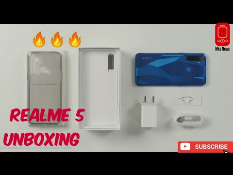 realme-5-unboxing-&-first-look,splash-resistant,price-in-india-is-rs-9,999-🔥🔥🔥