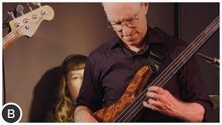 Barely Jazz Ensemble feat. Michael Manring