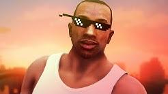 GTA V PC - CJ em Vice City (MODS)