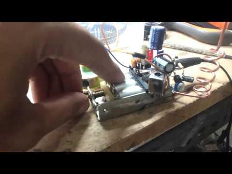 Membuat radio FM super Kusut