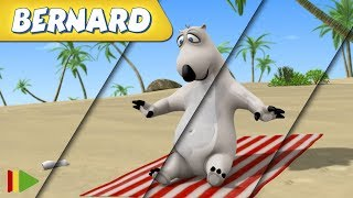Bernard Bear | Zusammenstellung von Folgen | Windsurfen