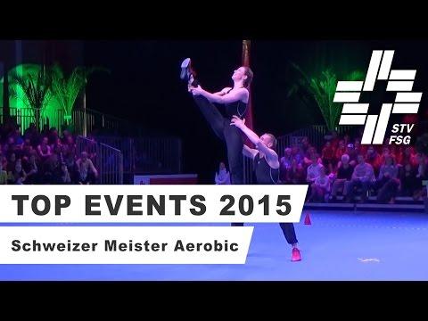 Schweizer Meister SM Aerobic 2015 (Paar)