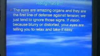 Astigmatism Symptoms