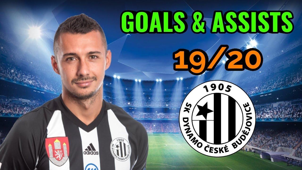 Ivan Schranz   GOALS & ASSISTS   19/20   Welcome to FK Jablonec