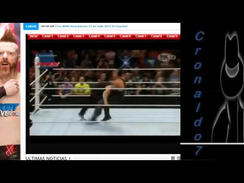 Brock Lesnar Confronts The Undertaker : Raw - July 20 - 2015