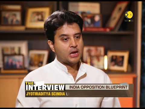 The Interview with Indian National Congress Leader Jyotiraditya Madhavrao Scindia
