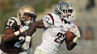 Chase Edmonds RB Fordham University HIGHLIGHTS