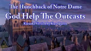 God Help The Outcasts Karaoke
