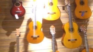 Jalan jalan ke toko gitar : Nuansa Musik Kelapa Gading Jakarta
