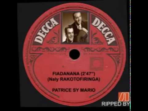 Fiadanana - Patrice sy Mario, Naly Rakotofiringa